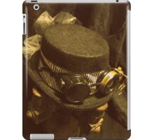 Steampunk Ladies Hat 1.0 iPad Case/Skin