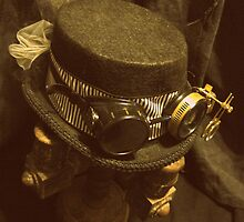 Steampunk Ladies Hat 1.0 by PiscesAngel17