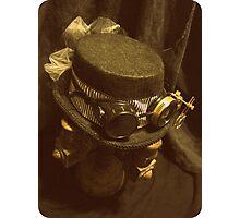 Steampunk Ladies Hat 1.0 Photographic Print