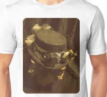 Steampunk Ladies Hat 1.0 Unisex T-Shirt
