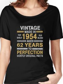 VINTAGE -1954 Women's Relaxed Fit T-Shirt