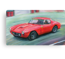 Ferrari 250 GT Berlinetta Canvas Print