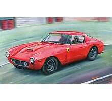 Ferrari 250 GT Berlinetta Photographic Print
