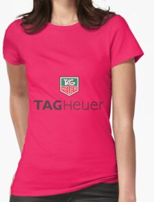 TAG Heuer Womens Fitted T-Shirt