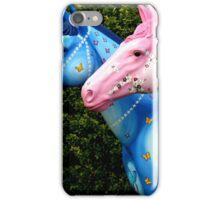 When Wild Horses Escape iPhone Case/Skin