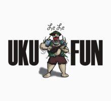 Ukulele Fun One Piece - Long Sleeve