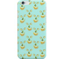 Fruity smiley face iPhone Case/Skin