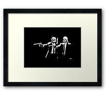 Star Fiction Framed Print