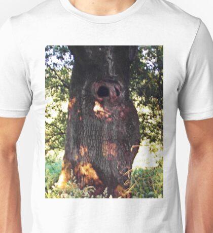 Owlish Growth Unisex T-Shirt