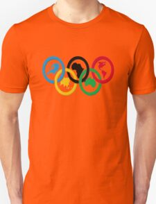 Well come game Rio 2016 Unisex T-Shirt