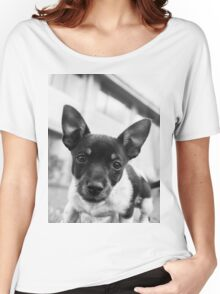 Puppy Women's Relaxed Fit T-Shirt