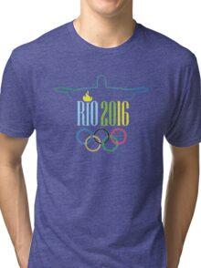Rio 2016 Tri-blend T-Shirt