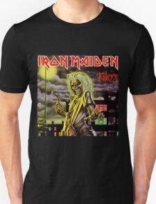IRON MAIDEN - KILLERS Unisex T-Shirt