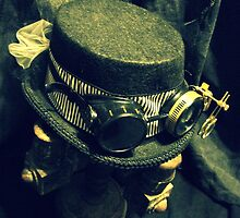 Steampunk Ladies Hat 1.2 by PiscesAngel17