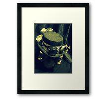 Steampunk Ladies Hat 1.2 Framed Print
