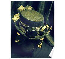 Steampunk Ladies Hat 1.2 Poster
