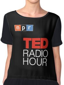 Ted Radio Hour Chiffon Top