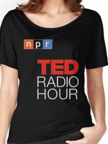 Ted Radio Hour Women's Relaxed Fit T-Shirt