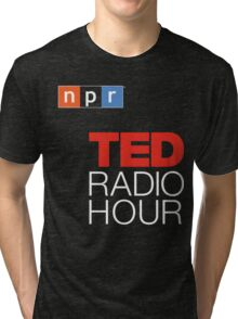 Ted Radio Hour Tri-blend T-Shirt