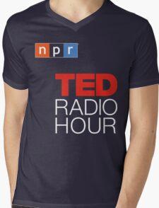 Ted Radio Hour Mens V-Neck T-Shirt