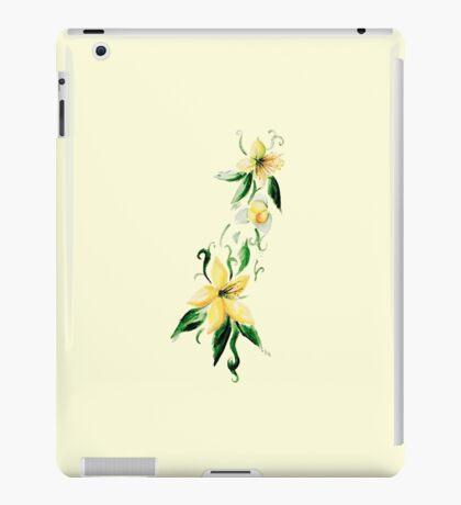 Myrtle Blossoms iPad Case/Skin