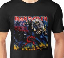 IRON MAIDEN - THE NUMBER OF THE BEAST Unisex T-Shirt