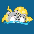 Family of mice by Yincinerate