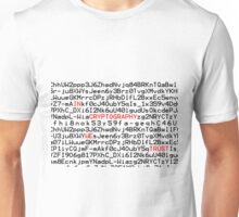 In Cryptography we trust Unisex T-Shirt