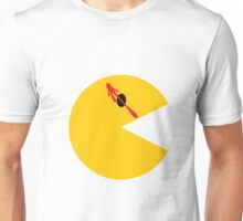 Who Watches the Pacmen? Unisex T-Shirt