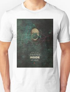 A Part Of The Universe Inside My Head T-Shirt