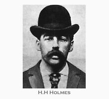 H.H Holmes Americas First Serial Killer Unisex T-Shirt