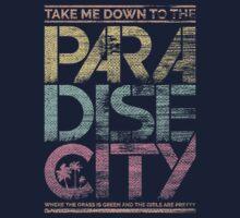 Paradise City Baby Tee