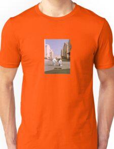 Pink D Unisex T-Shirt