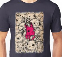 BUNNIES GALORE! Unisex T-Shirt