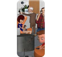 New Art Of Conversation iPhone Case/Skin