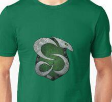 Slytherin House Snake Crest Unisex T-Shirt