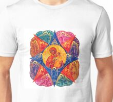 Angels in Colors Unisex T-Shirt