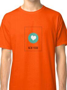 I Love New York Classic T-Shirt