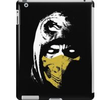 Scorpion X iPad Case/Skin