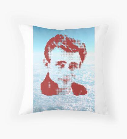 JAMES DEAN ON SKY Throw Pillow