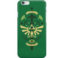 Zelda Crest iPhone Case/Skin