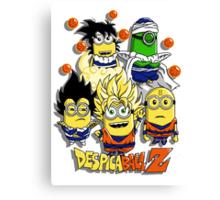 DespicaBall Z Canvas Print