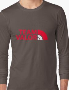 Team Valor ! Long Sleeve T-Shirt