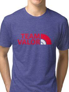 Team Valor ! Tri-blend T-Shirt
