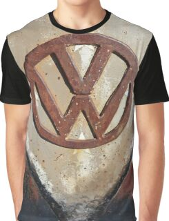 Rusty logo Graphic T-Shirt