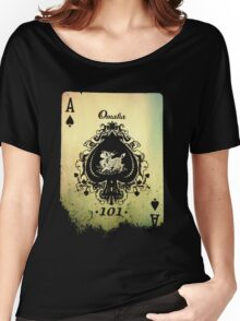 Ace of Spades Women's Relaxed Fit T-Shirt