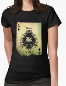 Ace of Spades Womens T-Shirt