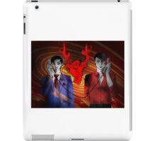 Hannigram - Calling the killer  iPad Case/Skin