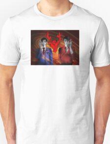 Hannigram - Calling the killer  Unisex T-Shirt