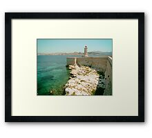 Chateau d'If Framed Print